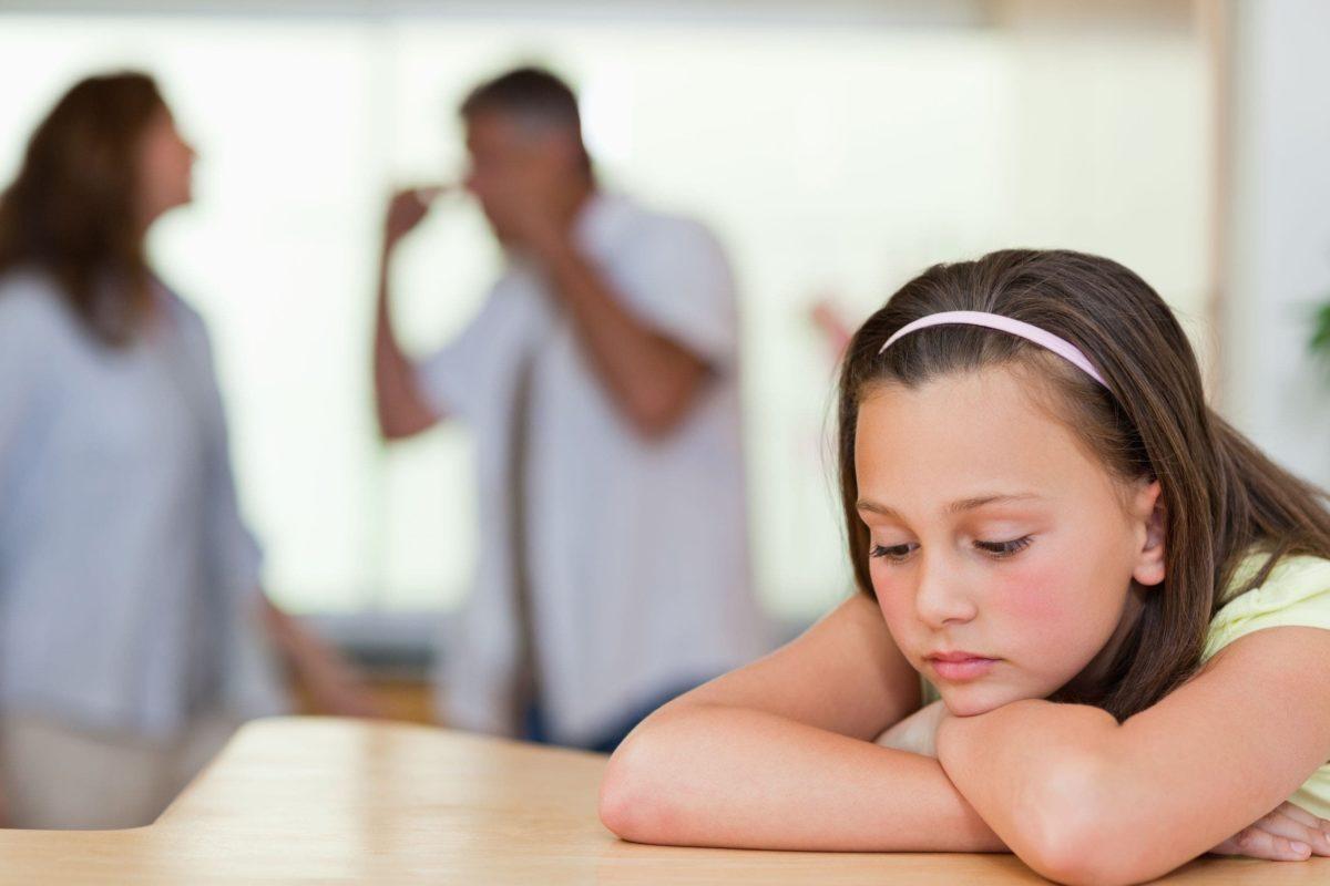 Como lidar com os filhos no processo de divórcio