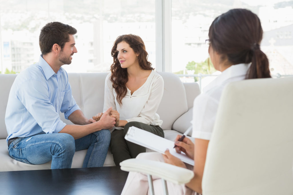 Terapia de casal é a última alternativa